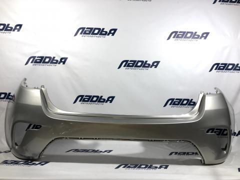 Бампер Kia Rio(17-20) задний Бежевый ICE WINE W4Y купить в Санкт-Петербурге цена