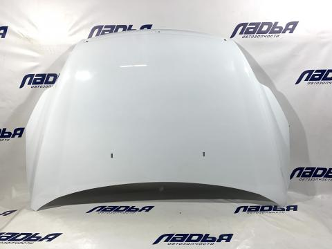 Капот Ford Focus 2(08-11) Frozen White 7VTA купить в Санкт-Петербурге цена