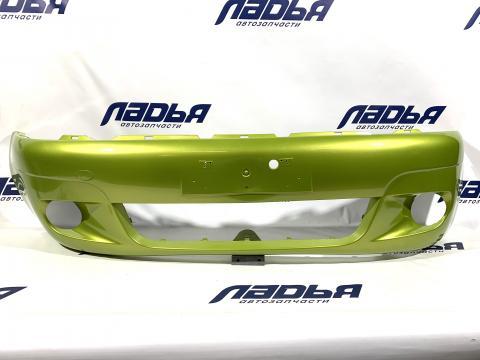 Бампер Daewoo Matiz передний GREEN COCTAIL GJT купить в Санкт-Петербурге цена